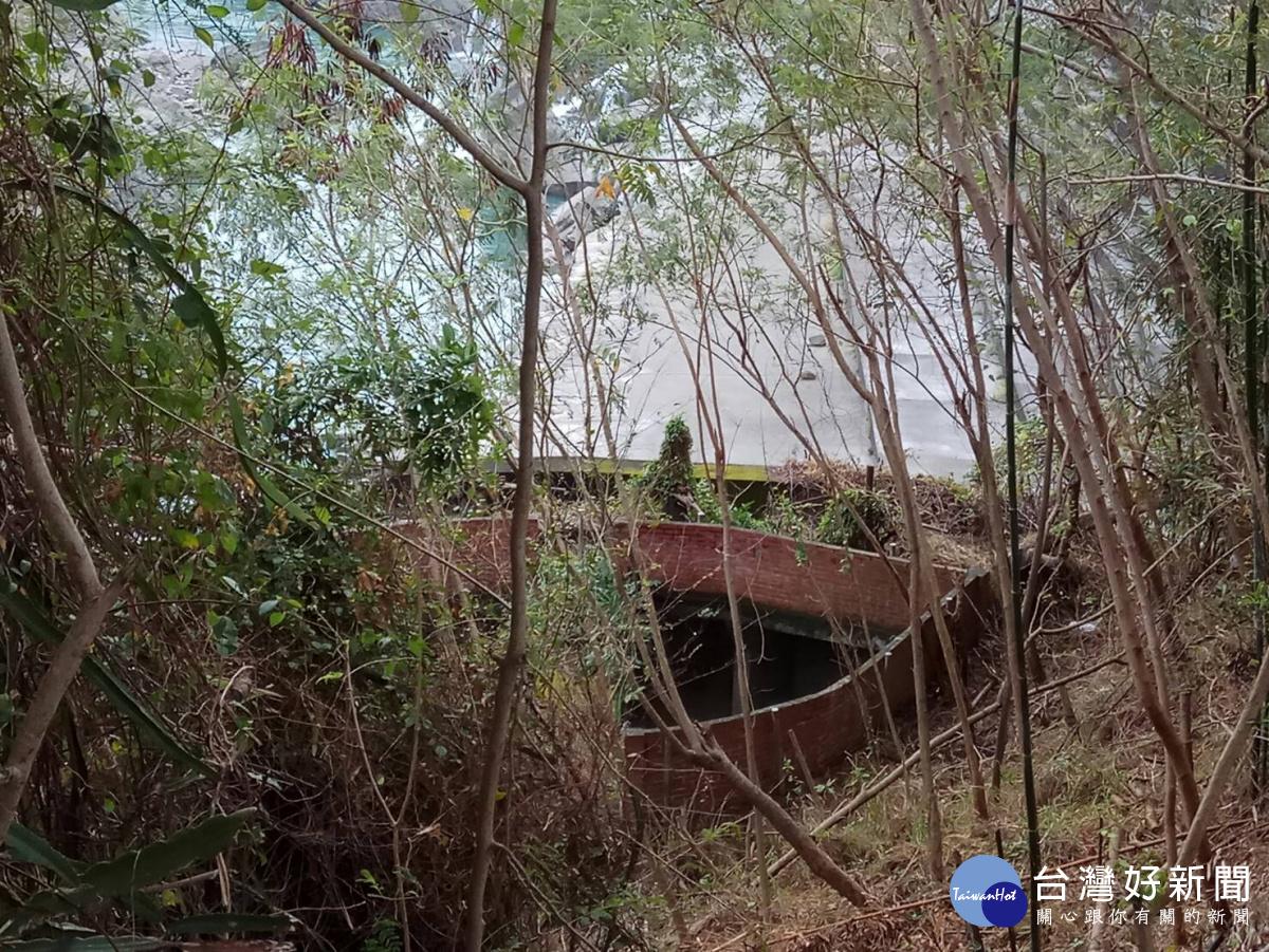 東豐自行車道小秘境 尋訪300年前「割地換水」之約