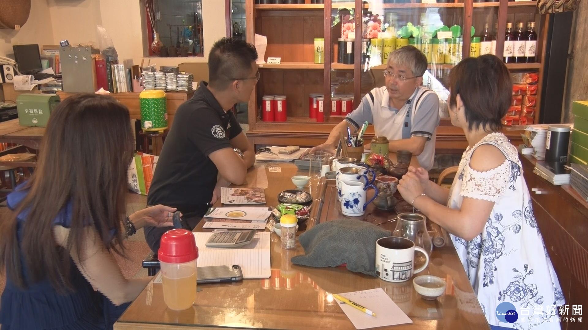 喝好茶、手作茶點心 慢遊坪林體驗茶文化