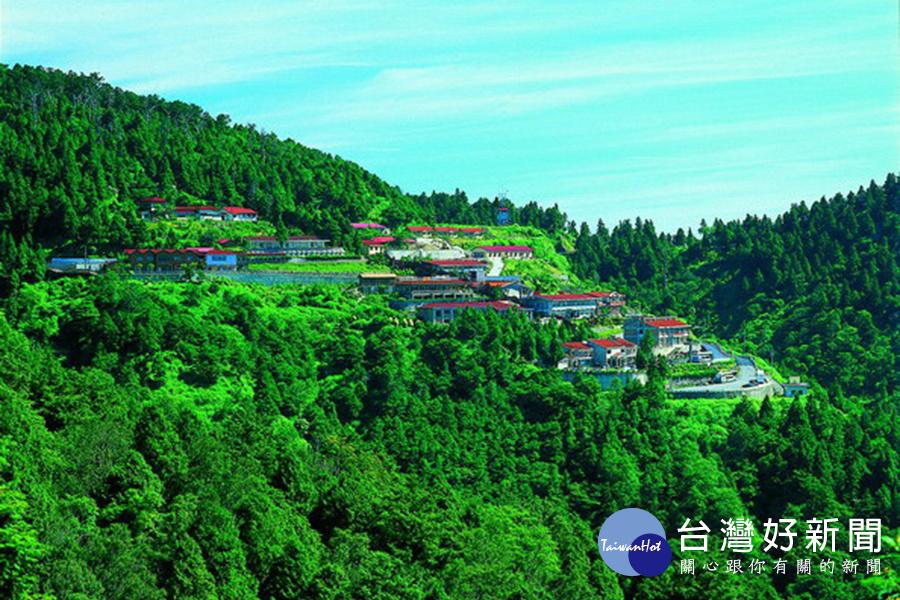 天鴿來襲 太平山遊樂區暫休園