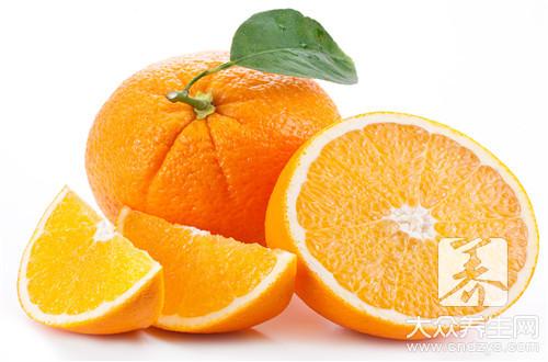 橘子是涼性
