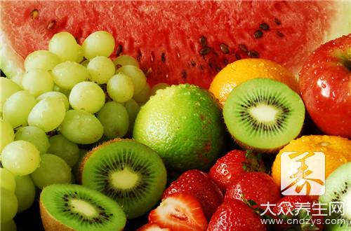 每天必吃的水果