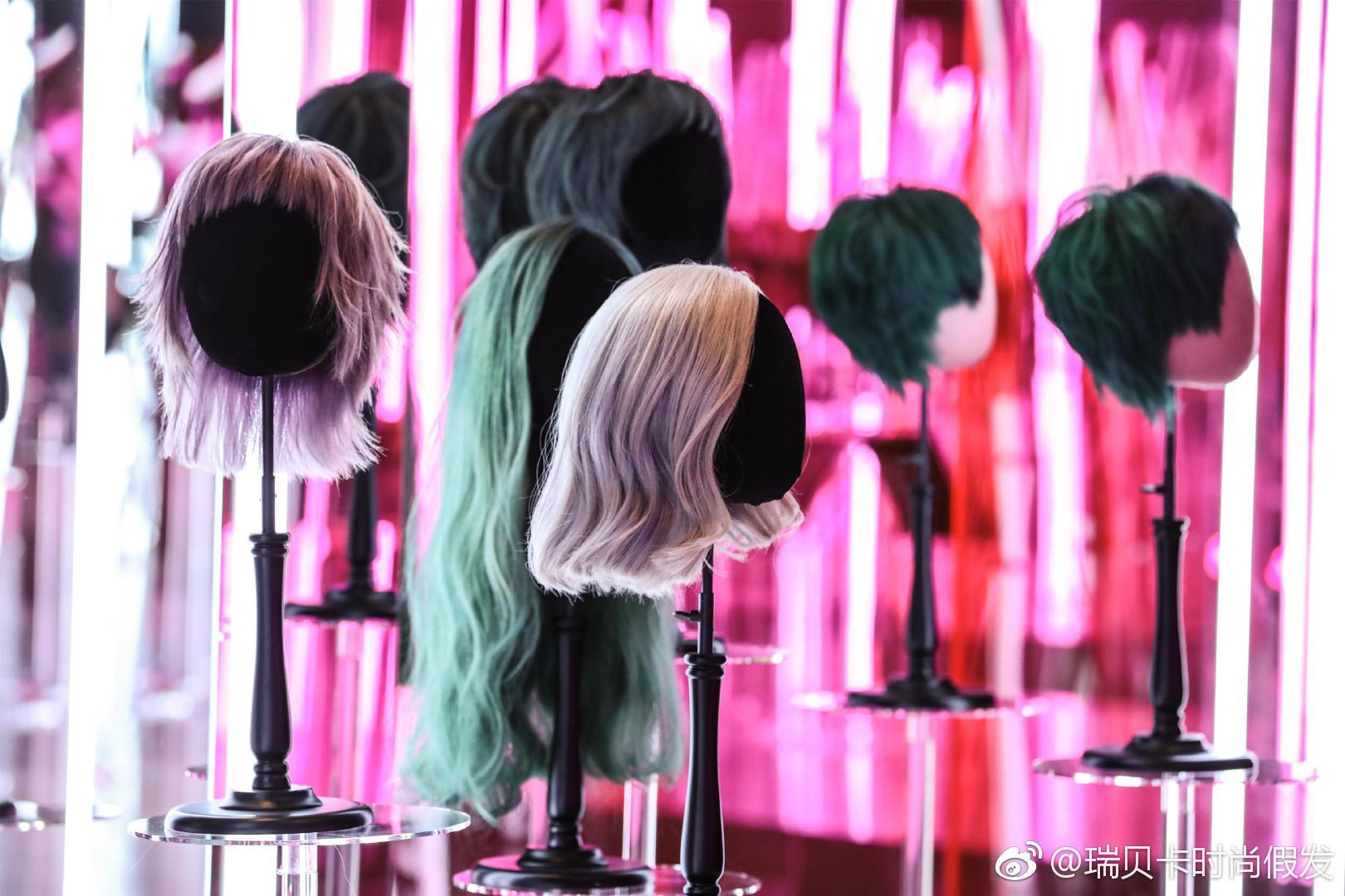 """引領""""頂上""""時尚,頭髮的N種想象"""