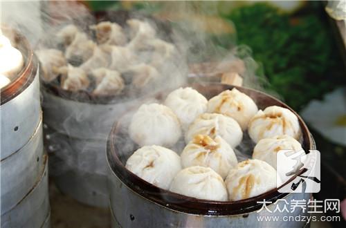 糯米香菇燒麥