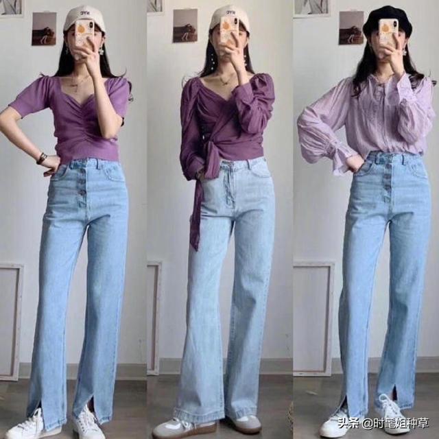 今年流行的紫色系單品,你都穿對了嗎?