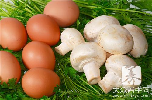 雞蛋炒蔥頭