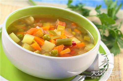 意大利濃湯_意式濃湯的做法