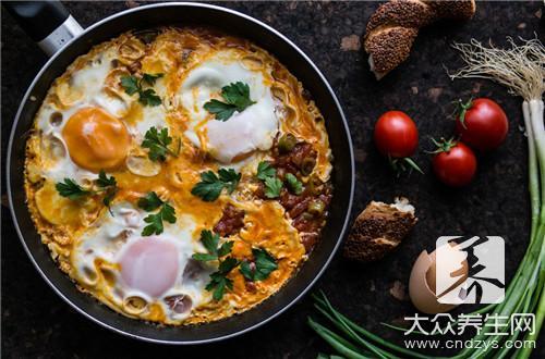 平底鍋怎麼煎蛋
