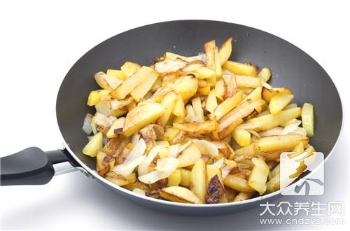 香煎土豆泥的做法