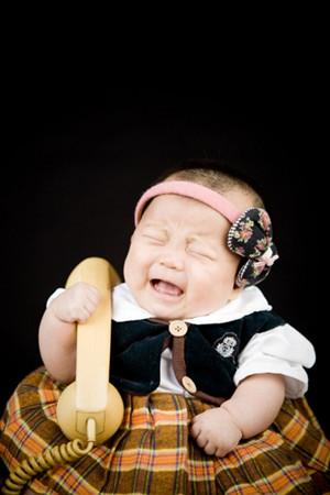 別急着抱!寶寶一時哭鬧並不會影響成長