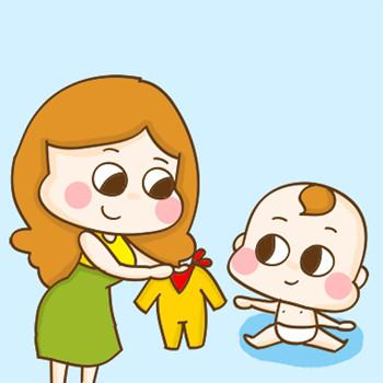 害怕寶寶肚臍着涼?試試這幾招,簡單實用!