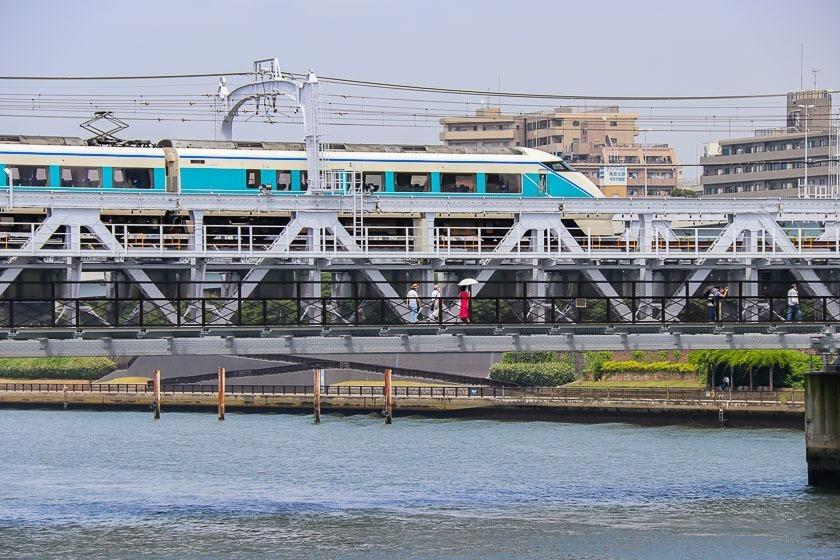 從淺草散步到晴空塔!東京散步新景點TOKYO mizumachi開幕