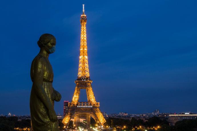 巴黎大區半數酒店仍關門:等不到遊客看不見希望