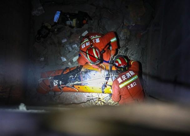 6歲童墜10米深通風井 頭部重創送院治療