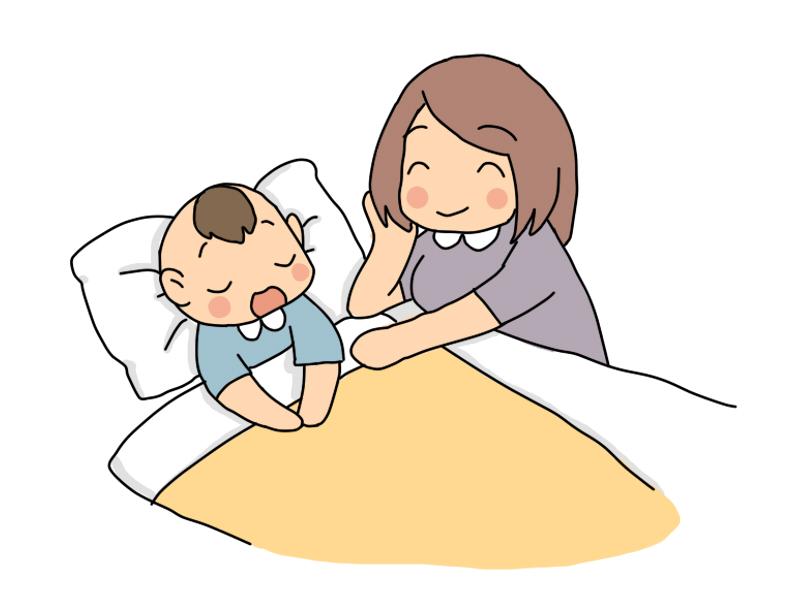 睡前家長幾句話,孩子變化看得見