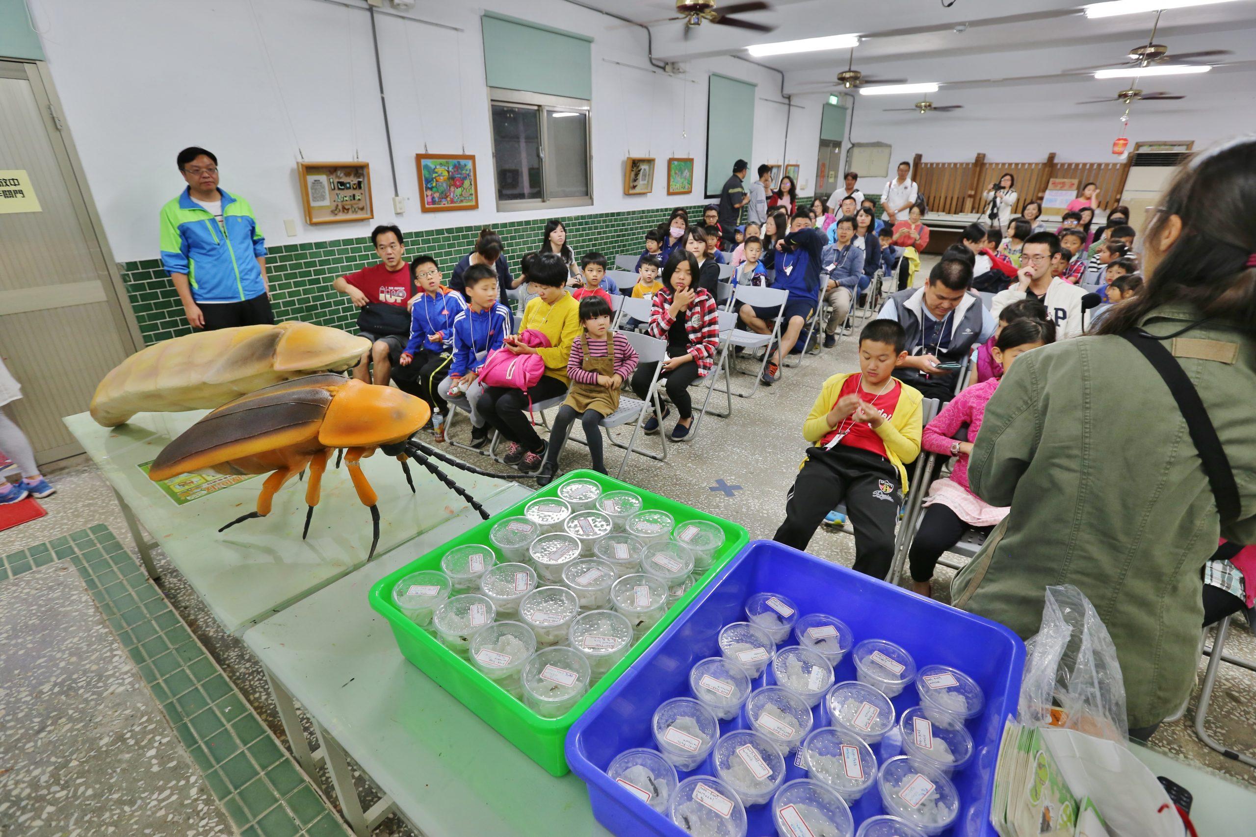 金門植物園螢火蟲復育有成 第二度野放活動共計超過三百餘隻_台北到府坐月子,新北市到府坐月子